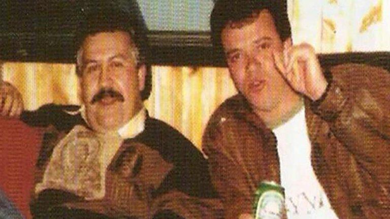 """Los escalofriantes detalles de cómo """"Popeye"""", el sicario de Pablo Escobar, amenazó a tres árbitros argentinos: """"Su vida acá no vale nada""""."""
