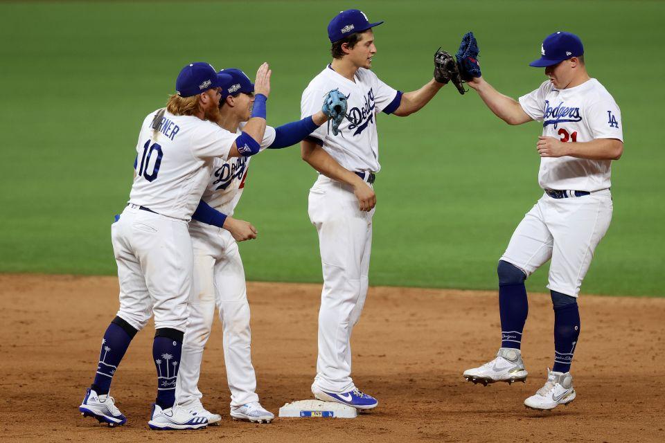 Dodgers empatan la Serie de Campeonato contra Bravos y obligan al sétimo y decisivo juego.