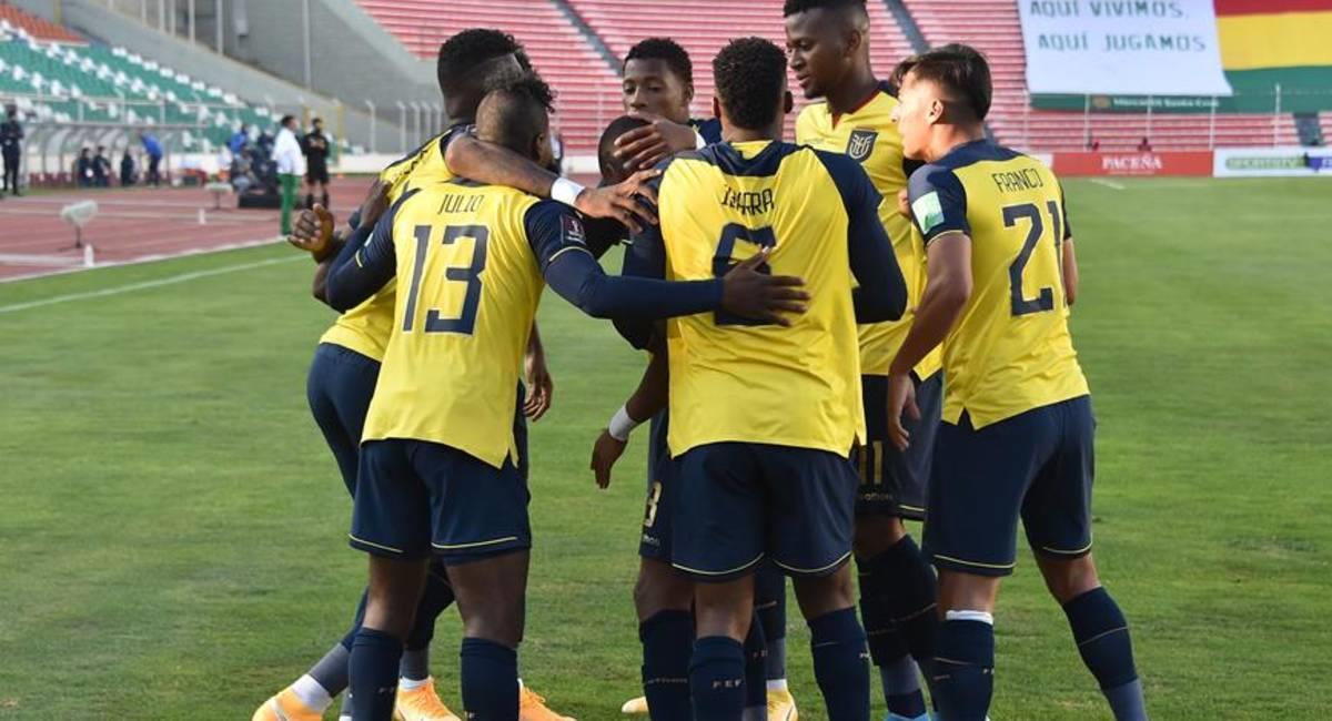 Ecuador derrotó agónicamente a Bolivia en el arranque de la tercera jornada de las Eliminatorias.