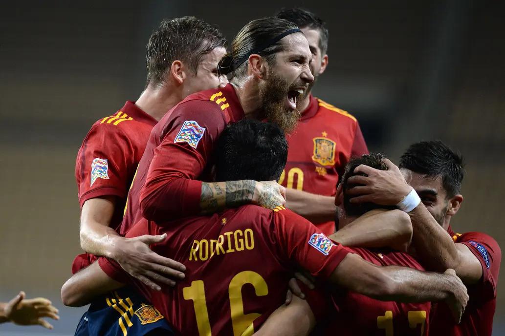 Paliza: Alemania sufrió ante España la mayor goleada de su historia.