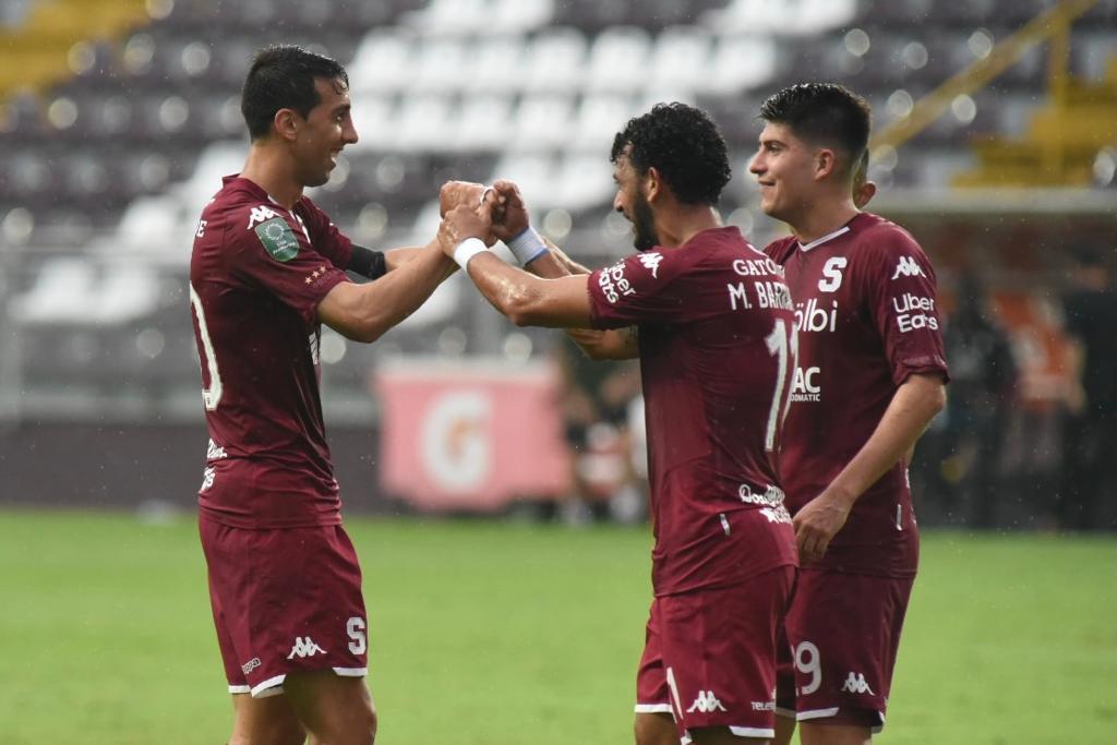 Sin despeinarse, Saprissa derrotó y llenó de goles a un Guadalupe FC que se desinfló.