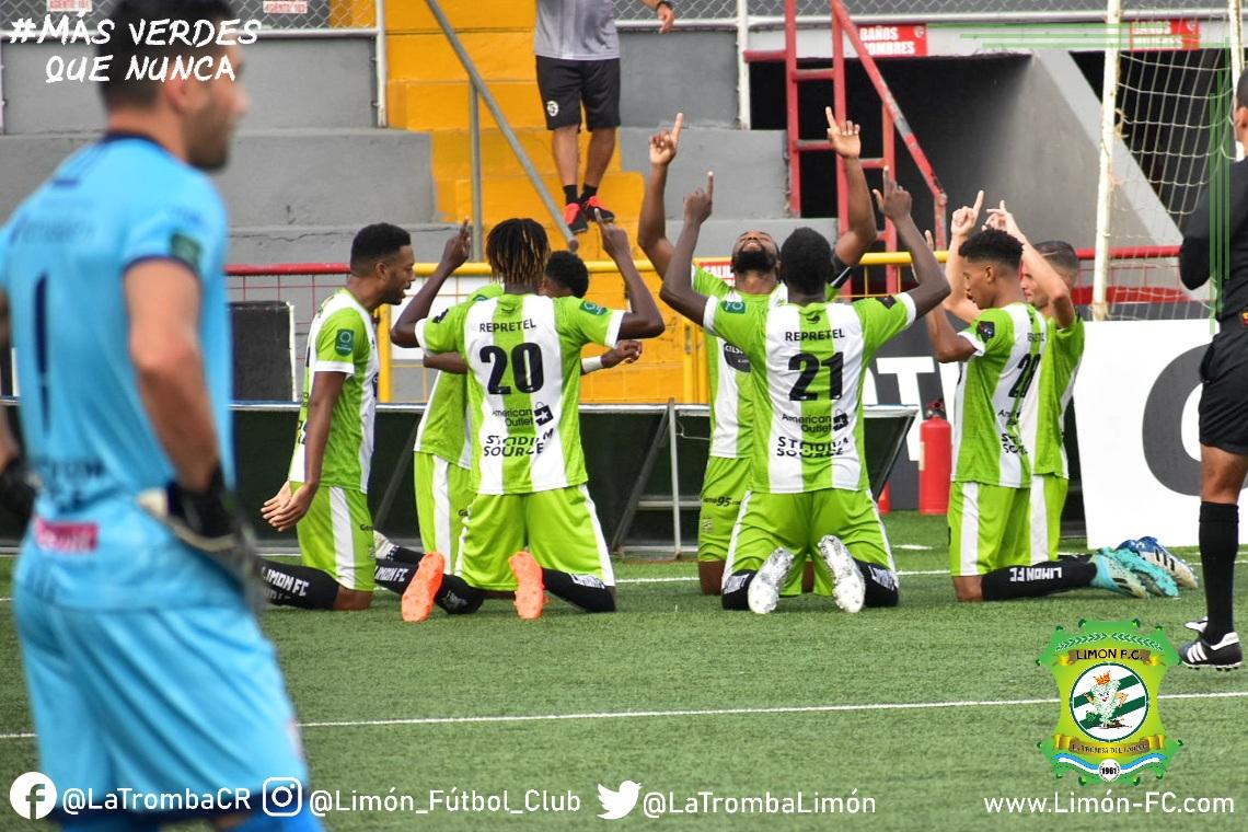 Limón FC crece en resultados y sigue peleando por clasificar. Guadalupe FC volvió a fallar.