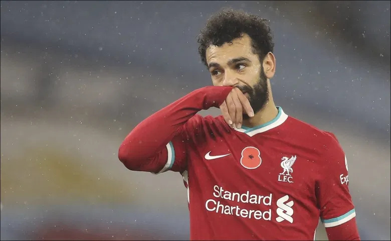 Federación de Egipto confirmó que Mohamed Salah tiene coronavirus.