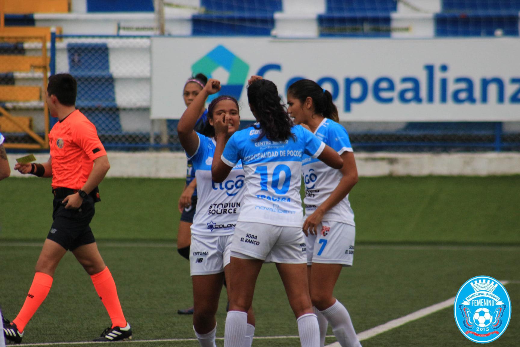 Pococí a punto de descender a la segunda división en la Liga Femenina.