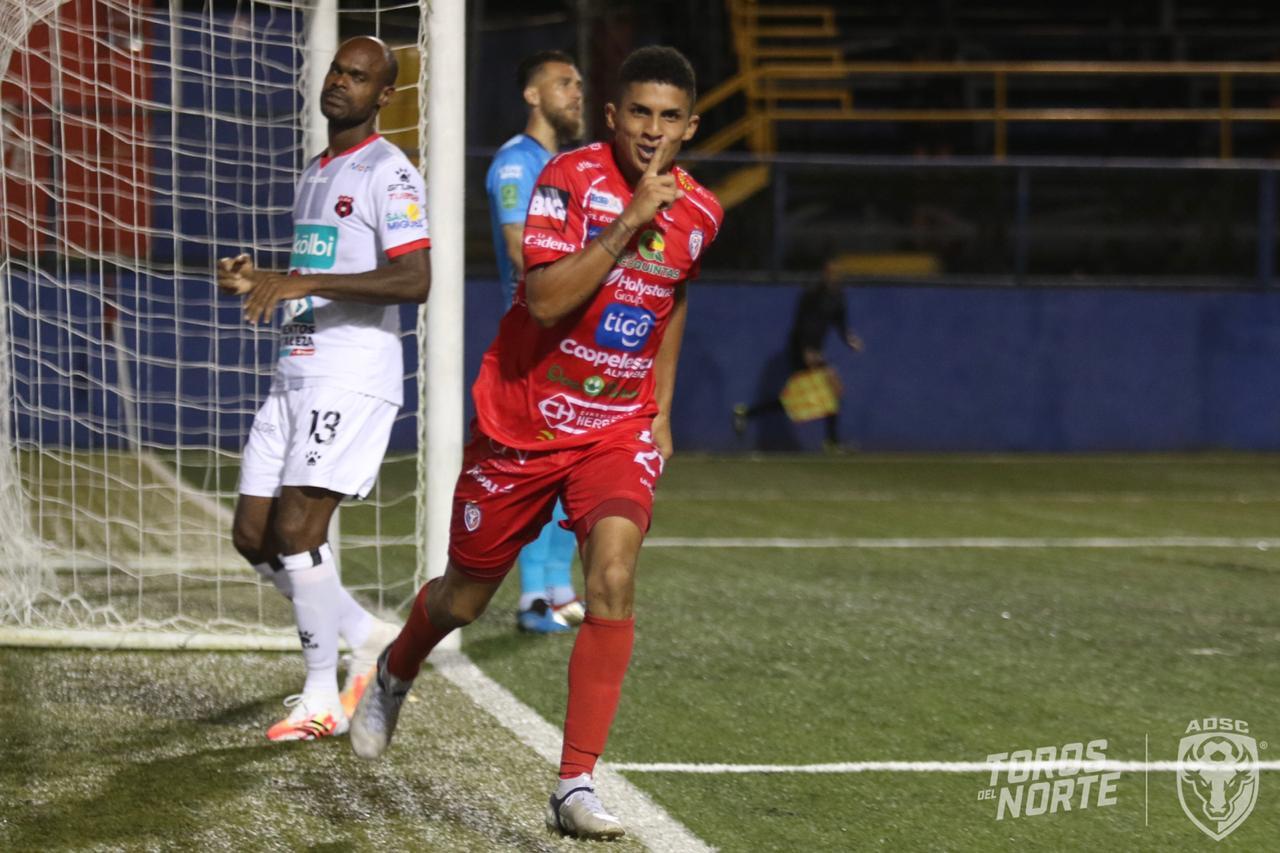 En partido de trámite para Alajuelense, perdió su invicto como visitante en el Torneo ante San Carlos.
