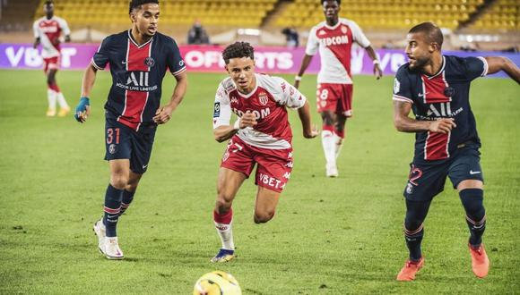 ¡Gran remontada! Mónaco venció 3-2 a PSG por la Ligue 1 de Francia.
